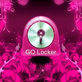 GO Locker Pink Flowers Buy