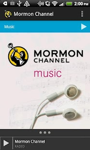 Mormon Channel - screenshot thumbnail