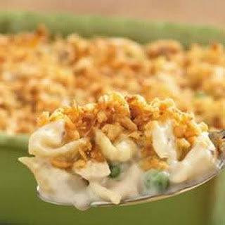 Tuna Noodle Casserole Without Egg Noodles Recipes.