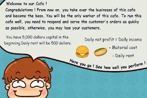 Screenshot of The Big Chef
