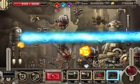 Zolaman Robot Gunz HD Screenshot 3