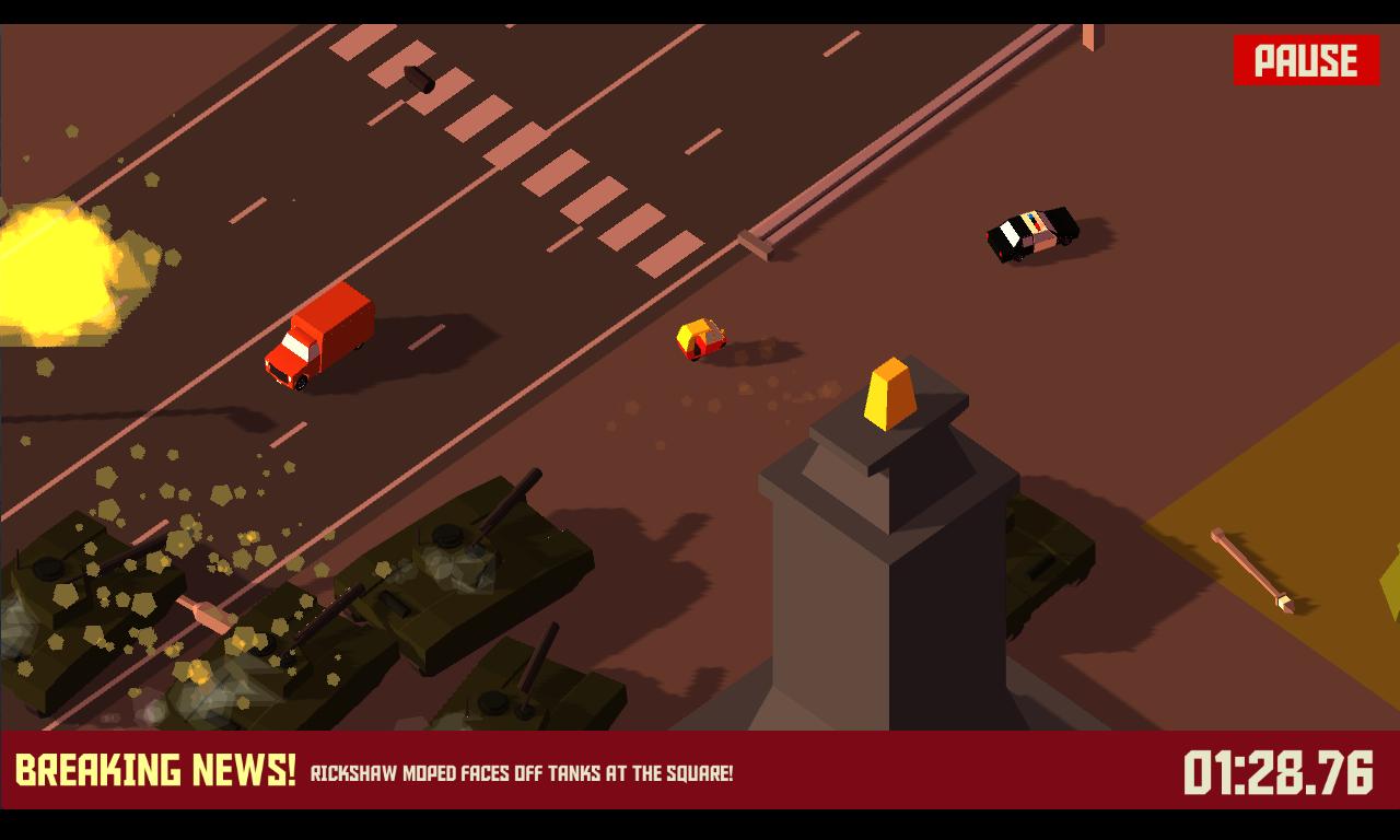 Pako - Car Chase Simulator screenshot #21