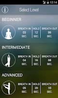 Screenshot of Breathe Well
