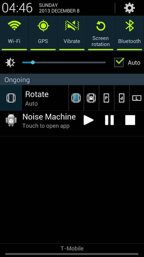 Noise Machine - screenshot