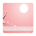 flower5 Live Wallpaper lite icon
