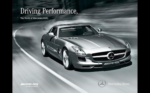 AMG Brand App English - screenshot thumbnail