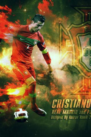 Cristiano Ronaldo Wallpapers - screenshot
