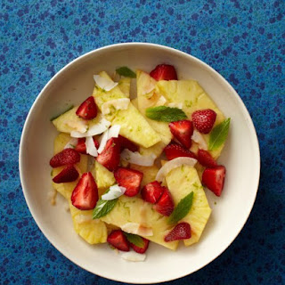 Tropical Fruit Salad.
