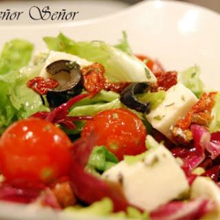Sicilian Salad Recipes.