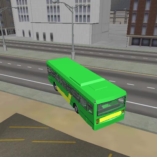 市内バスシミュレーション3D