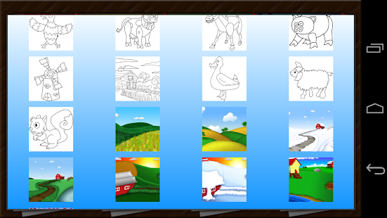 Kids Draw, Coloring and Stamps - screenshot thumbnail