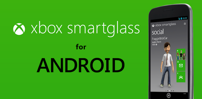 Disponibile per il download Microsoft Xbox SmartGlass