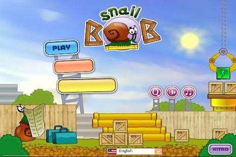 Улитка Боб (Snail Bob) скачать игру на телефон андроид