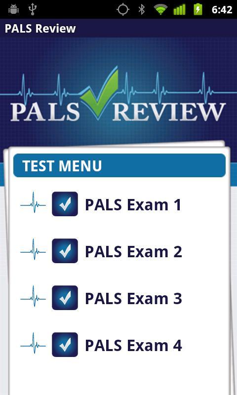 PALS Review- screenshot
