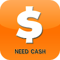 Cash Canvas and Car Title icon