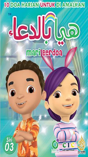 Komik Haiya BidDoa Siri 3