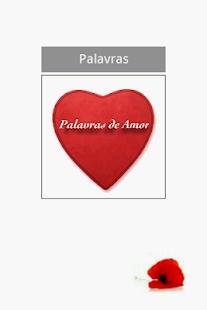 Palavras de Amor - náhled