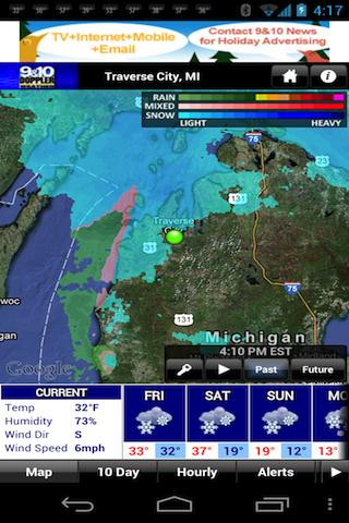 Doppler 9&10 - screenshot