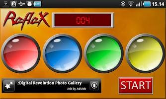Screenshot of Reflex