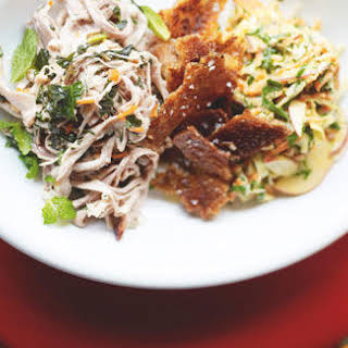 Southern-Style Pork and Slaw.