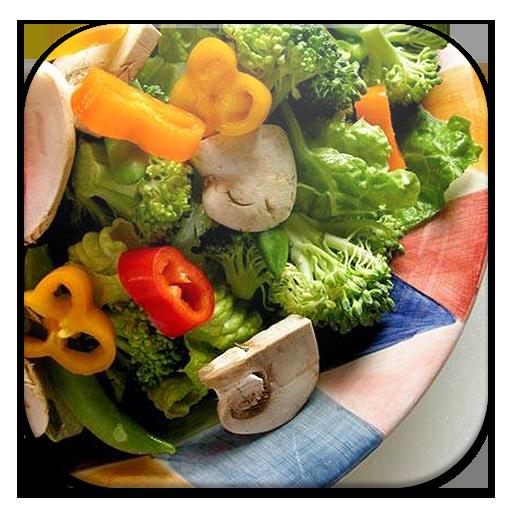 Recettes vegetariennes LOGO-APP點子