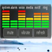 Small Widget Volume Control