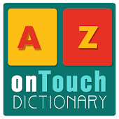 onTouch Dictionary