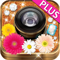 photodeco+Let's decorate photo icon