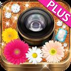 photodeco+☆裝飾你的照片,讓照片更個性,更可愛吧♪ icon
