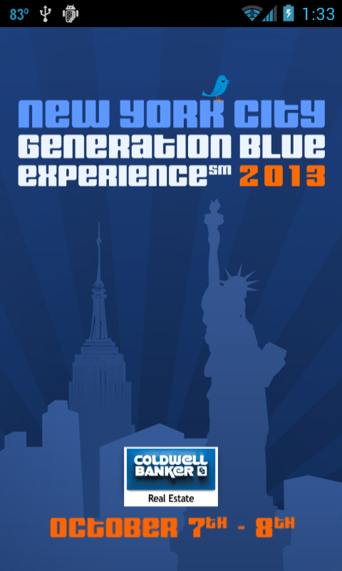Generation Blue 2013 - screenshot