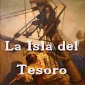 La Isla del Tesoro – Stevenson logo
