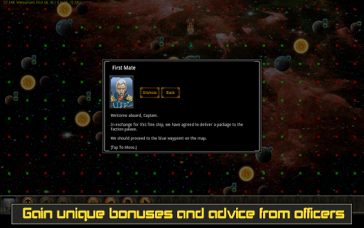Star Traders RPG Elite game for Android screenshot