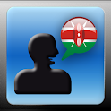 MyWords – Learn Swahili logo