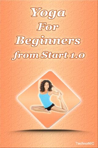 Yoga For Beginners from Start