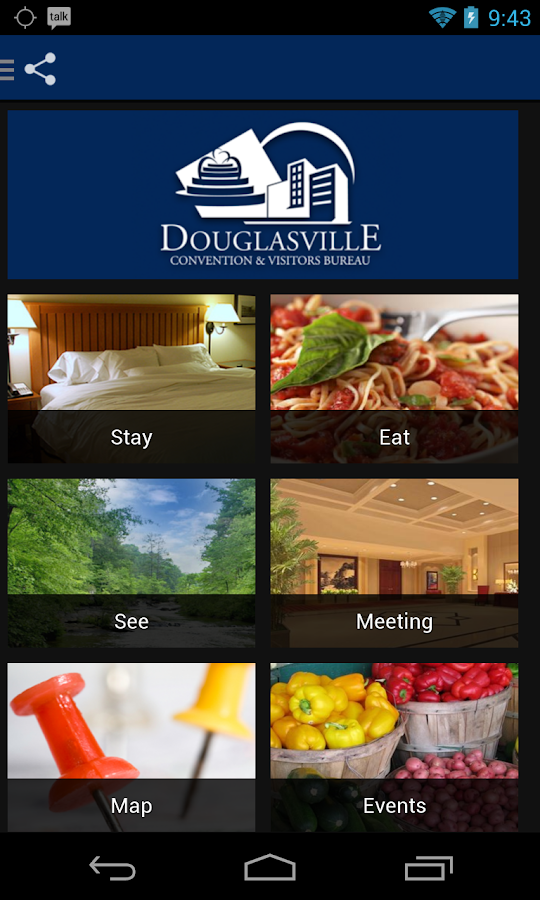 Visit Douglasville - screenshot