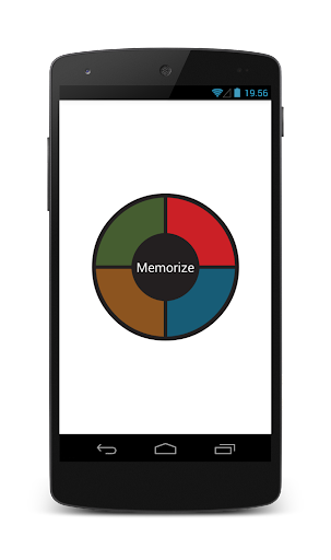Memory game for Android Wear