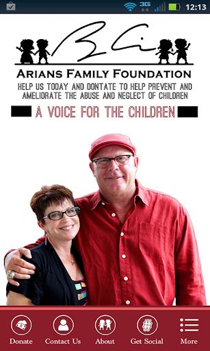 Arians Family Foundation