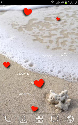 Sea and Love LWP PRO