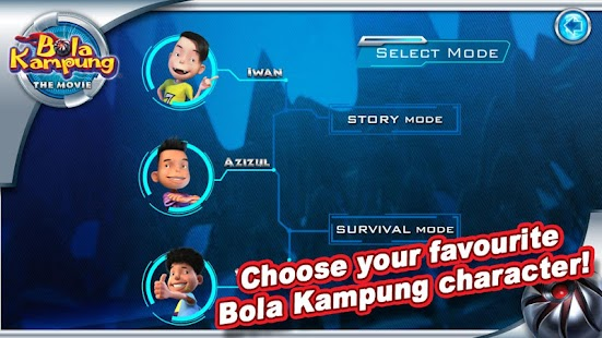 Bola Kampung: RoboKicks- screenshot thumbnail
