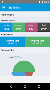 Call History Manager Screenshot