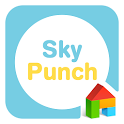 Sky Punch dodol theme icon