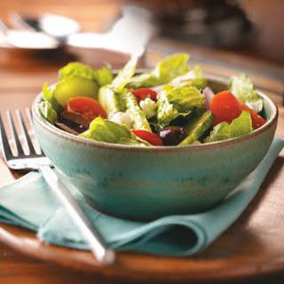 Favorite Mediterranean Salad.