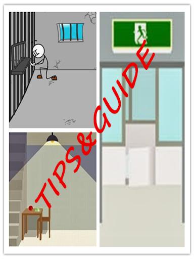 Tips for A Man Escape