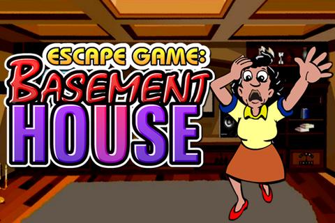 ゲームエスケープ:地下ハウス