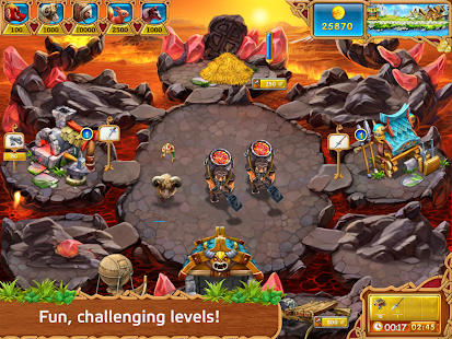 Farm Frenzy: Vikings (Free)- screenshot thumbnail