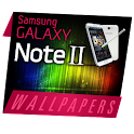 Note 2 خلفيات جلاكسى logo