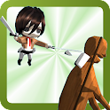 Attack on Mikasa!! icon