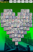 Screenshot of Mahjong Solitaire Free