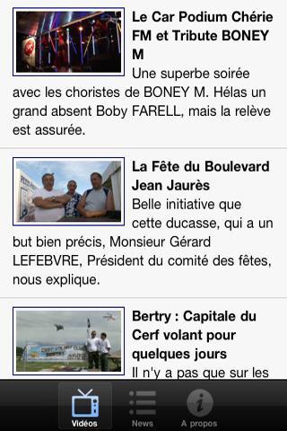 Caudrevision - screenshot