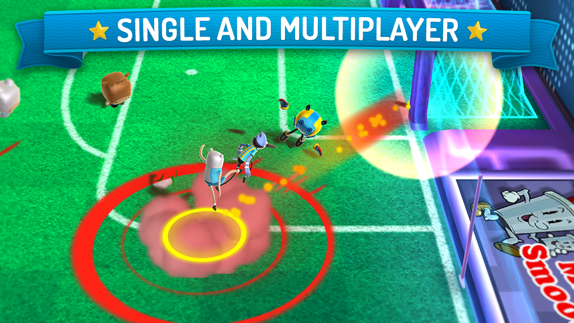 CN Superstar Soccer screenshot #1